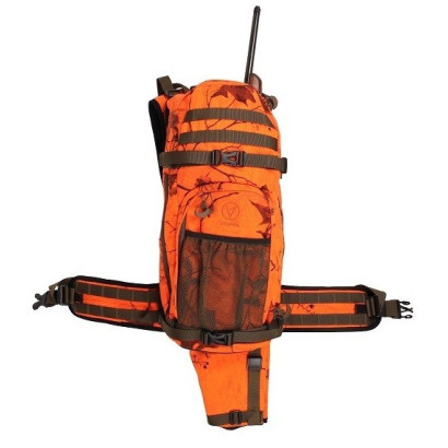 SAC A DOS VORN LYNX ORANGE CAMO 12/20L